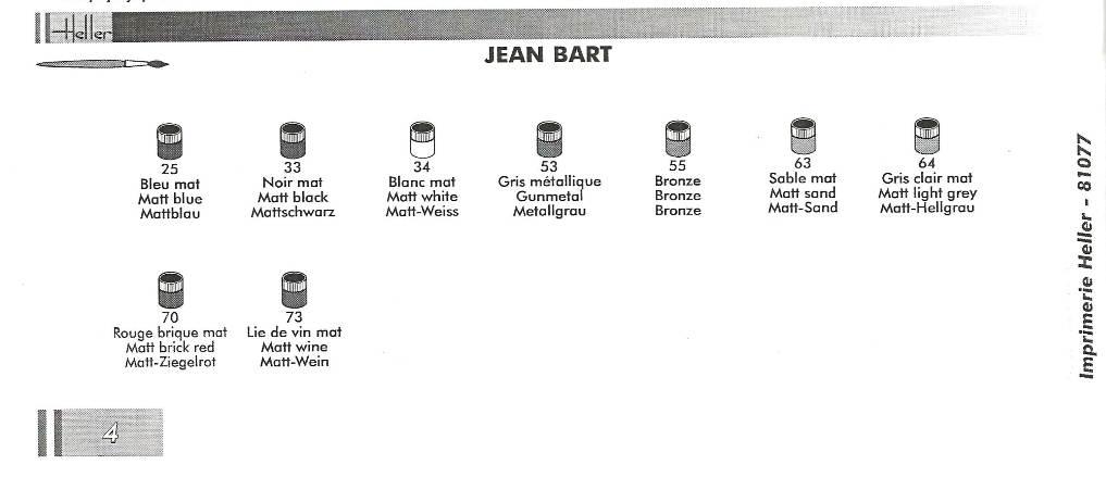 Cuirassé JEAN BART Réf 81077 JB-pl3