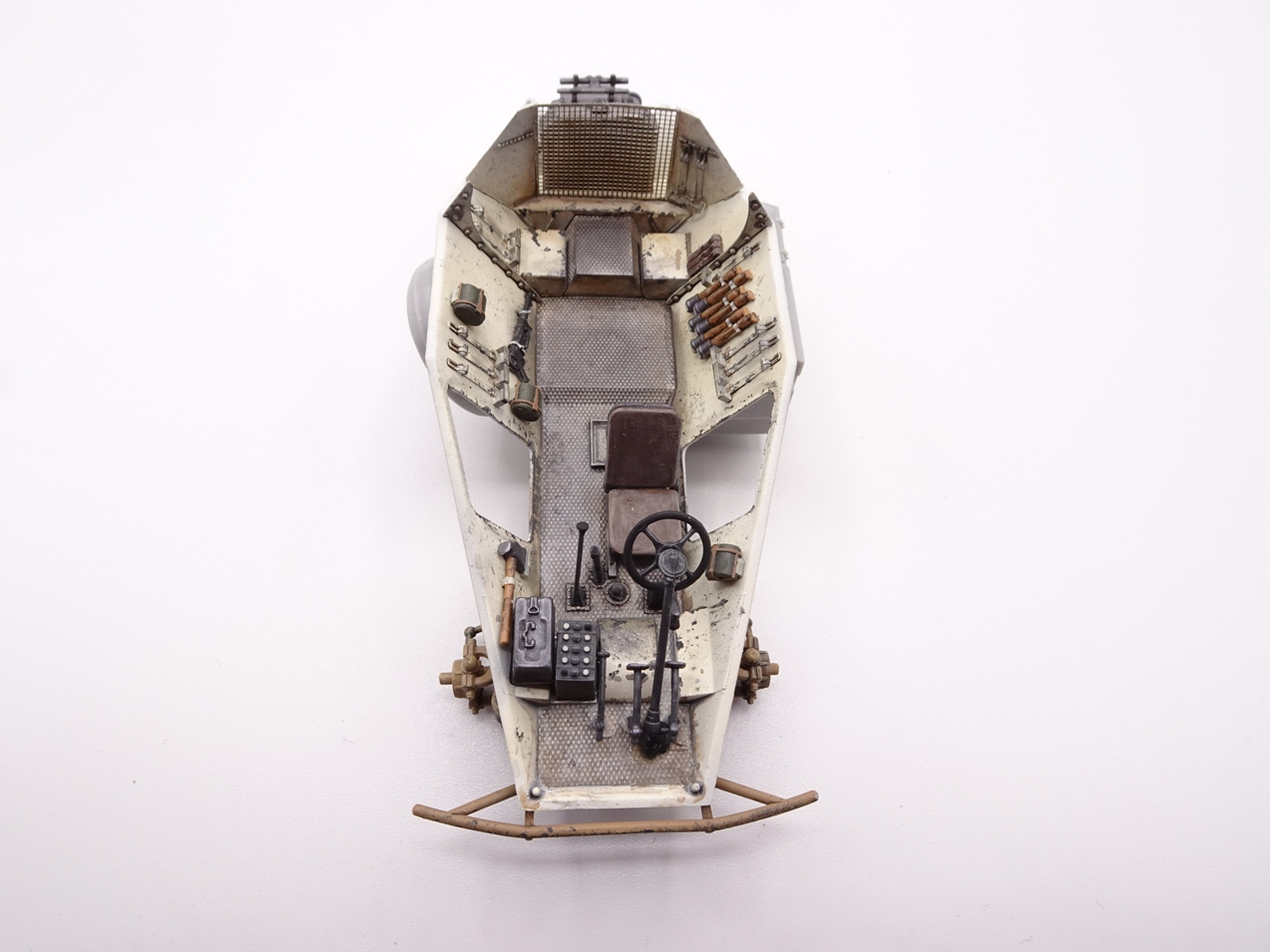 [Hobby Boss 1/35°] Sd.Kfz. 222 Leichter Panzerspähwagen - Page 2 222-0205-1