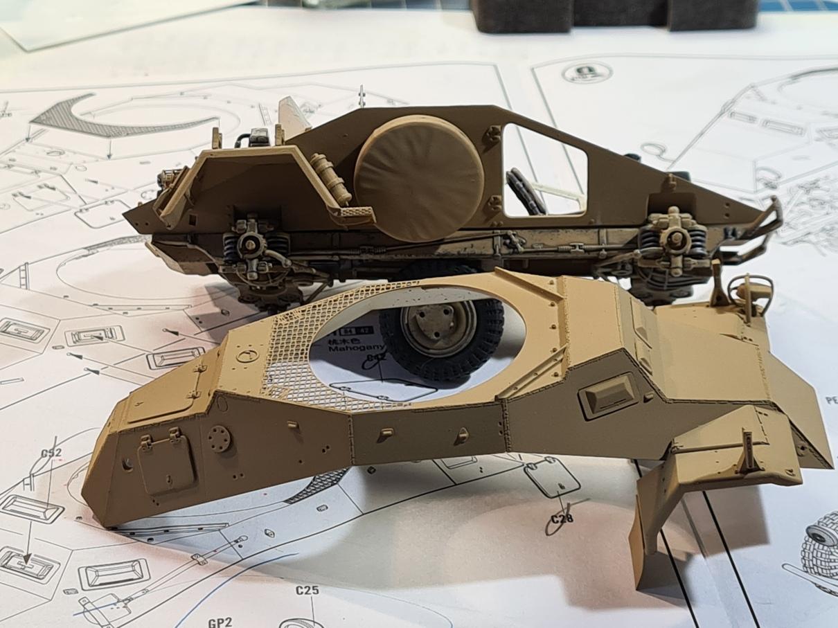 [Hobby Boss 1/35°] Sd.Kfz. 222 Leichter Panzerspähwagen - Page 2 222-0505-5