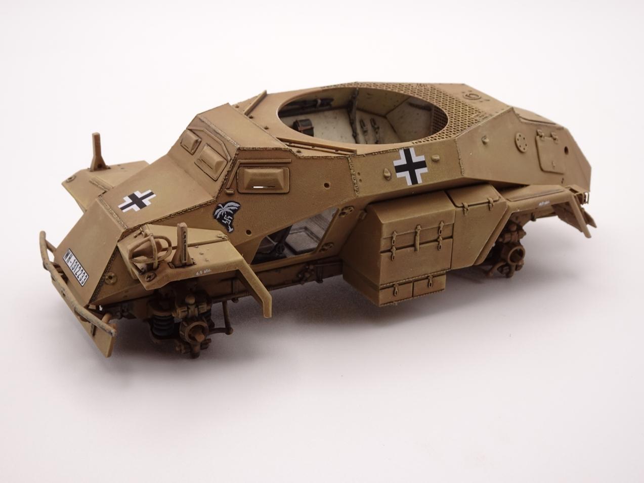 [Hobby Boss 1/35°] Sd.Kfz. 222 Leichter Panzerspähwagen - Page 2 222-3005-2