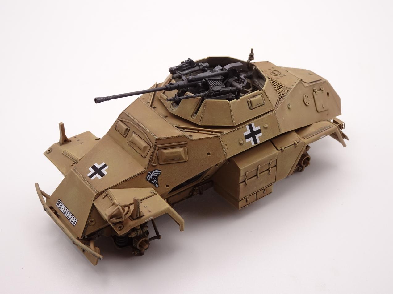 [Hobby Boss 1/35°] Sd.Kfz. 222 Leichter Panzerspähwagen - Page 2 222-3005-4