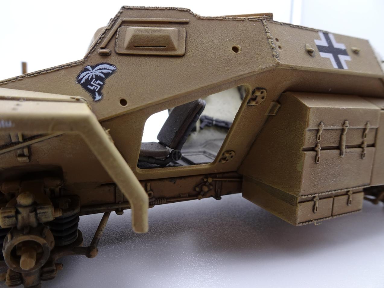 [Hobby Boss 1/35°] Sd.Kfz. 222 Leichter Panzerspähwagen - Page 2 222-3005-7