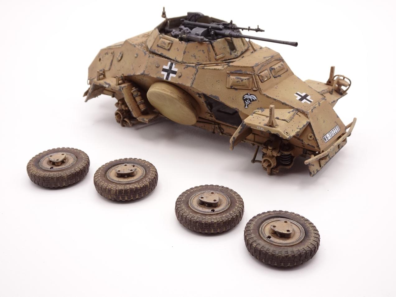 [Hobby Boss 1/35°] Sd.Kfz. 222 Leichter Panzerspähwagen - Page 2 222-3005-8