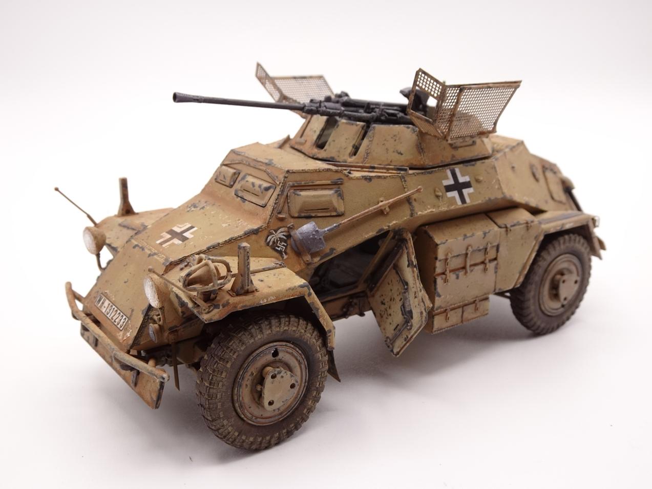 [Hobby Boss 1/35°] Sd.Kfz. 222 Leichter Panzerspähwagen - Page 3 222-fin-1