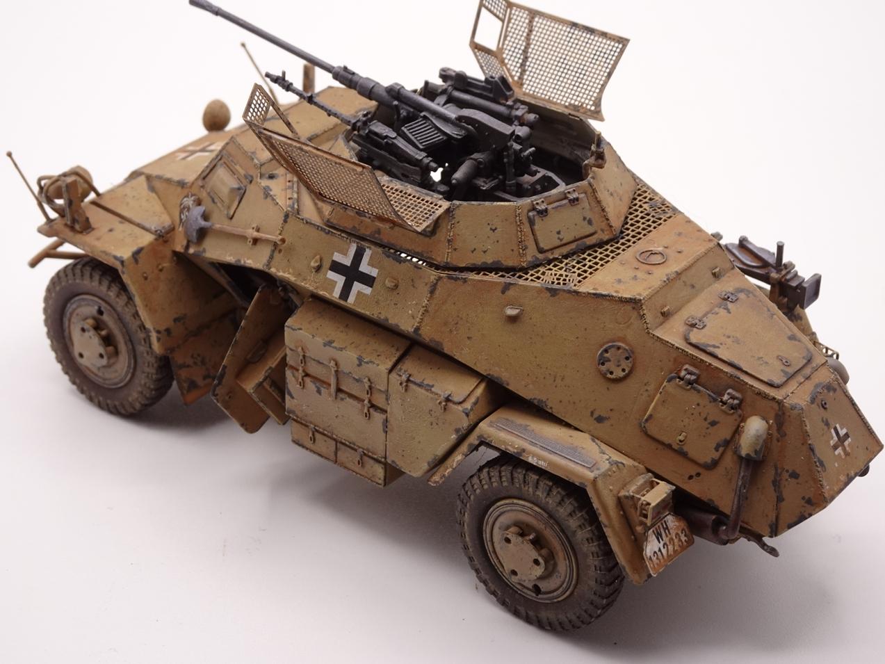 [Hobby Boss 1/35°] Sd.Kfz. 222 Leichter Panzerspähwagen - Page 3 222-fin-4