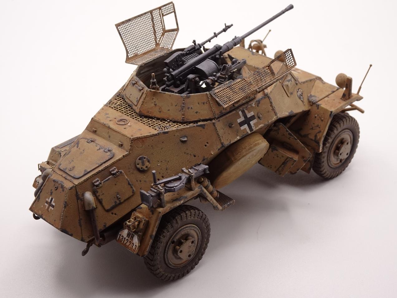 [Hobby Boss 1/35°] Sd.Kfz. 222 Leichter Panzerspähwagen - Page 3 222-fin-5