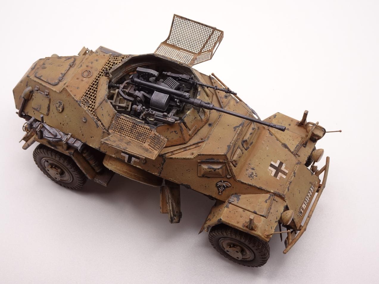 [Hobby Boss 1/35°] Sd.Kfz. 222 Leichter Panzerspähwagen - Page 3 222-fin-7