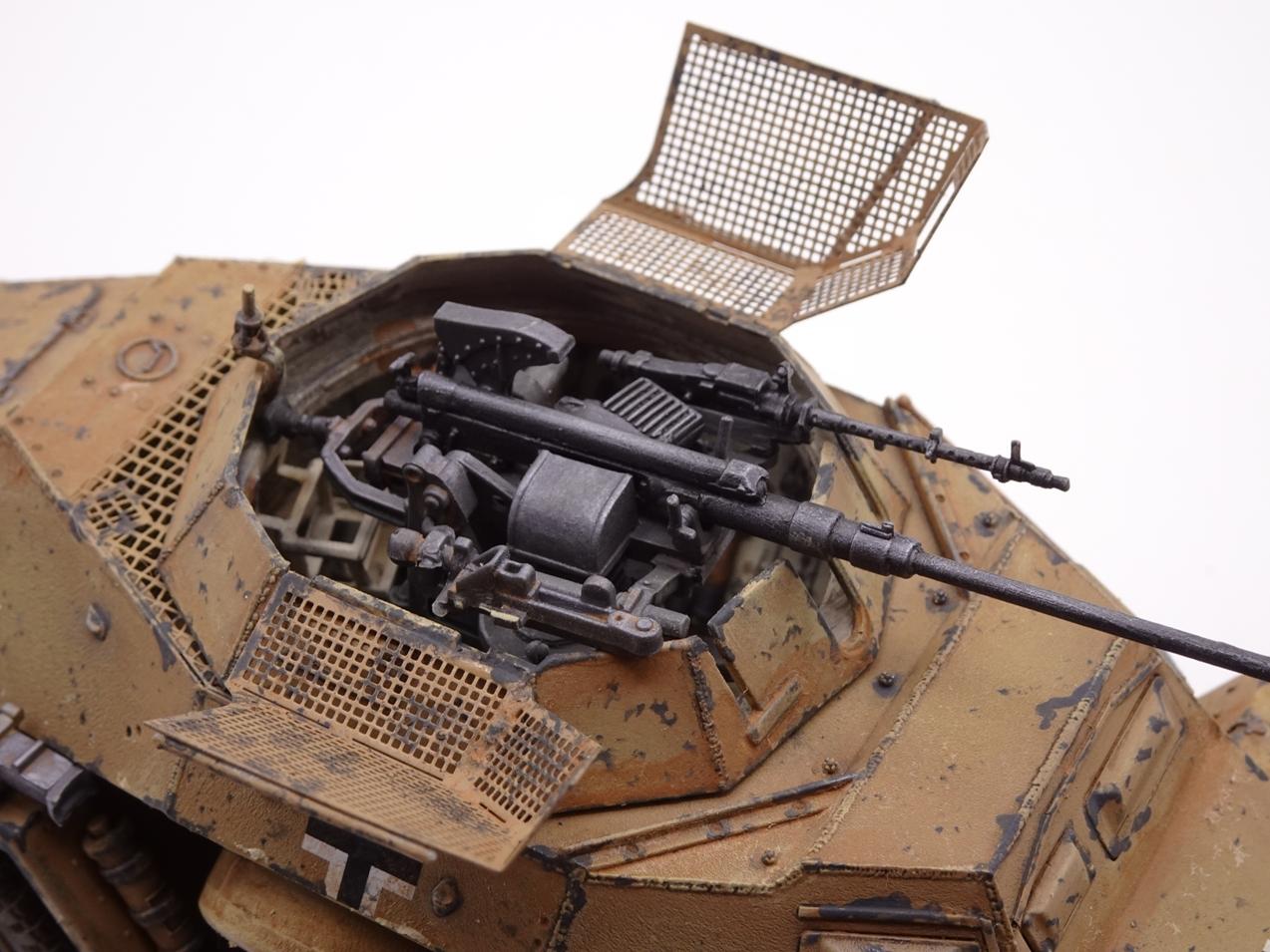 [Hobby Boss 1/35°] Sd.Kfz. 222 Leichter Panzerspähwagen - Page 3 222-fin-8