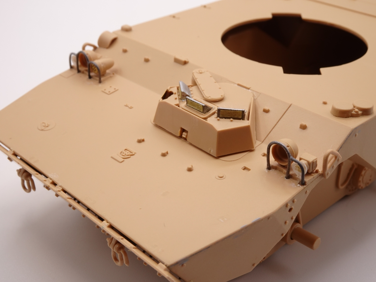 [Tiger Model] AMX-10RCR réf. 4602 - 1/35 - Page 2 Amx10-1407-2