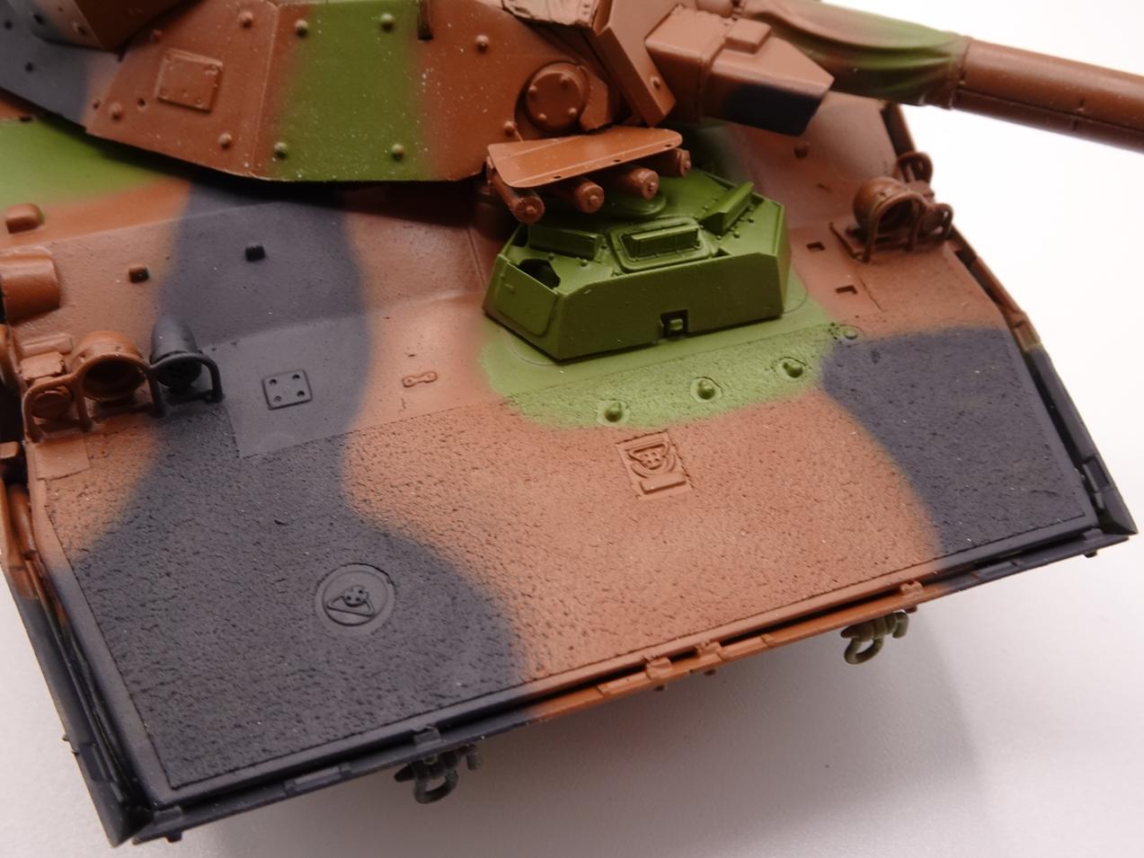 [Tiger Model] AMX-10RCR réf. 4602 - 1/35 - Page 3 Amx10-camo-5