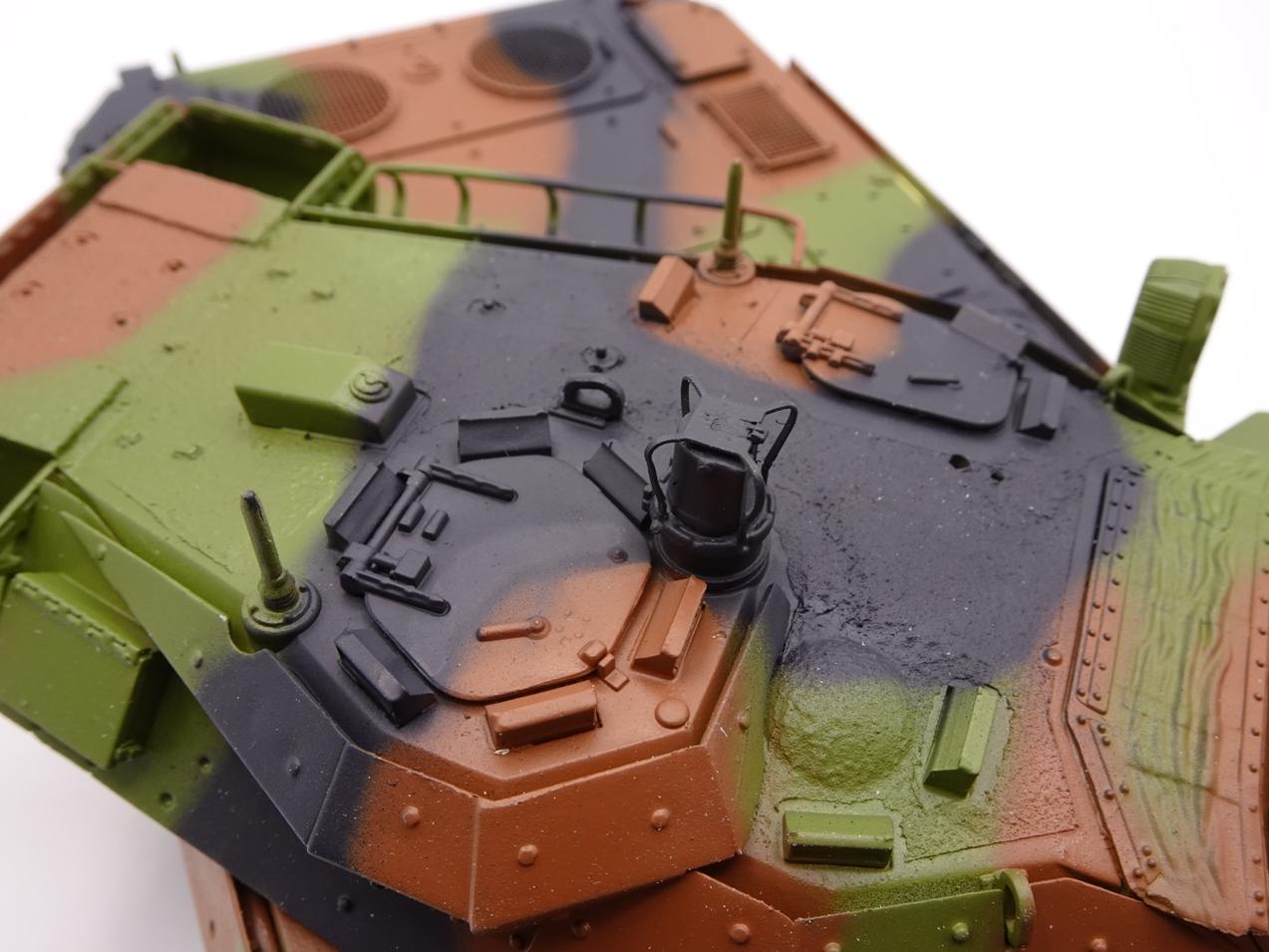 [Tiger Model] AMX-10RCR réf. 4602 - 1/35 - Page 3 Amx10-camo-6
