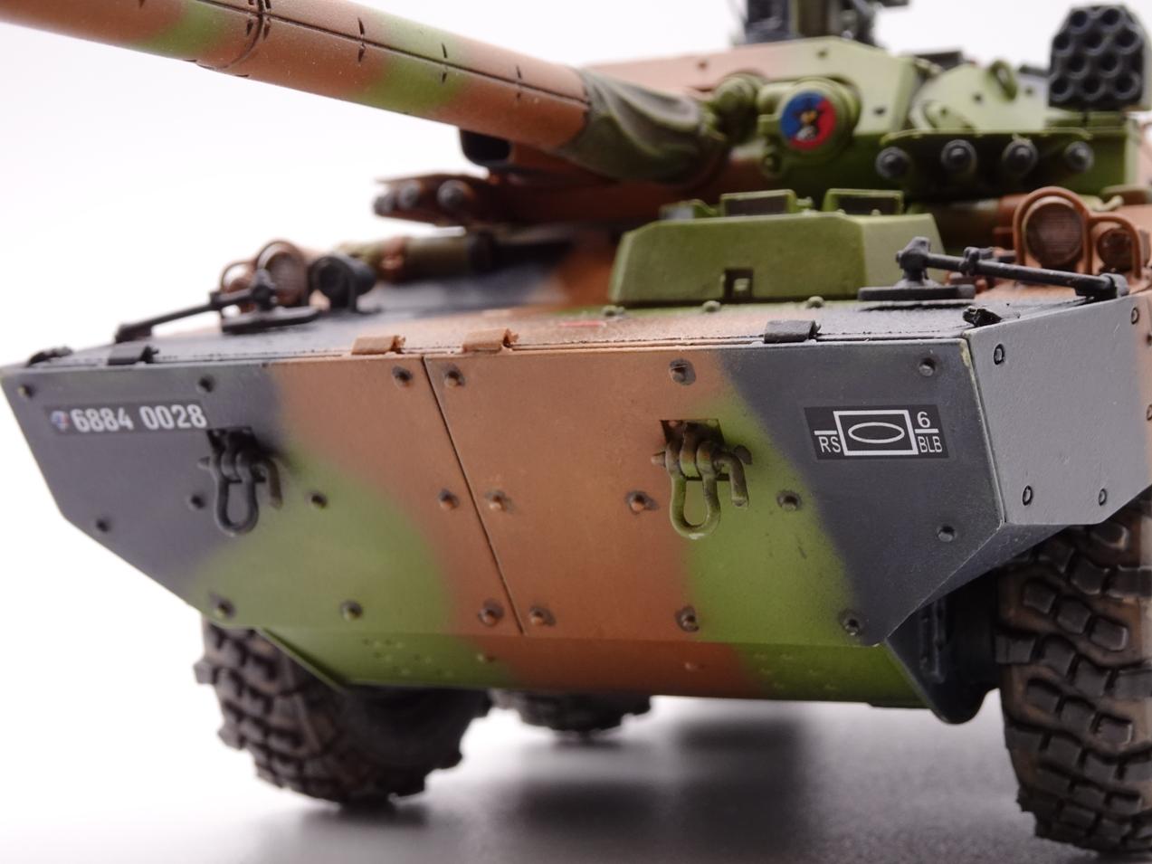 [Tiger Model] AMX-10RCR réf. 4602 - 1/35 - Page 4 Amx10-fin-12