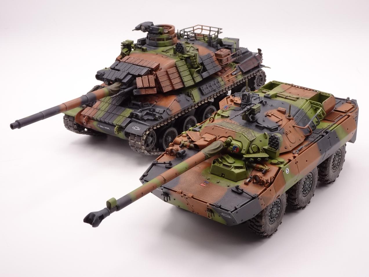 [Tiger Model] AMX-10RCR réf. 4602 - 1/35 - Page 4 Amx10-fin-14
