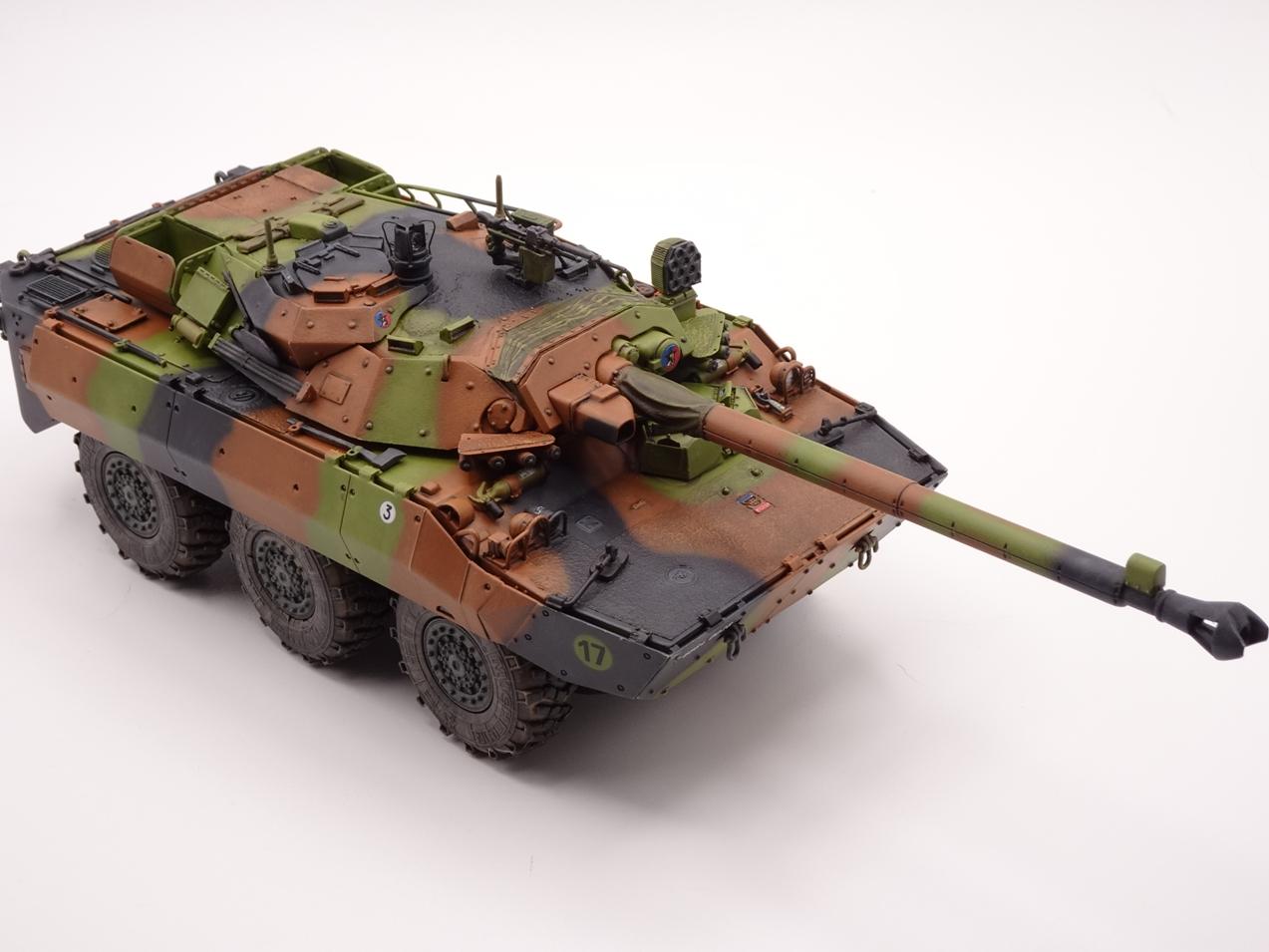 [Tiger Model] AMX-10RCR réf. 4602 - 1/35 - Page 4 Amx10-fin-2