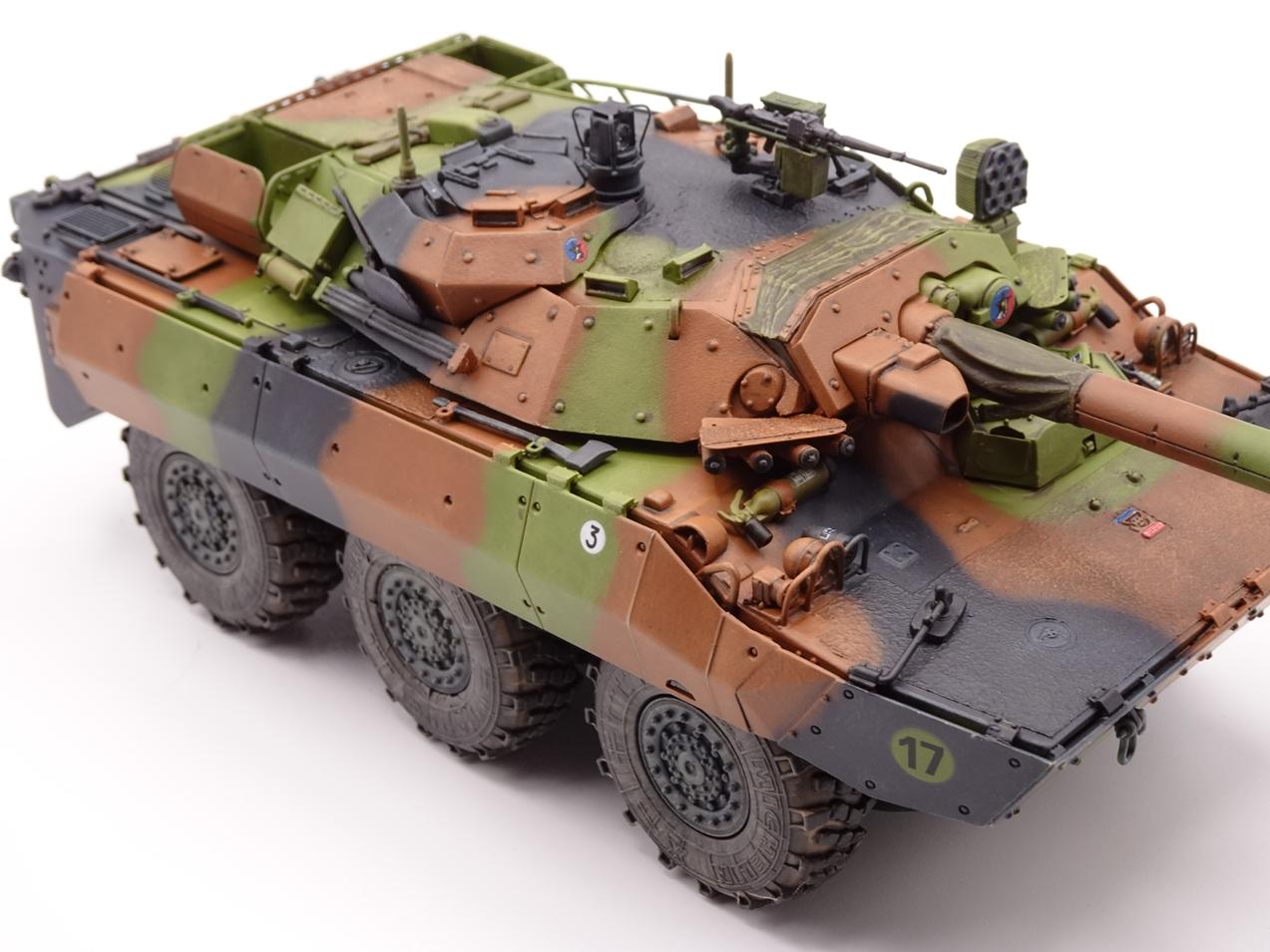 [Tiger Model] AMX-10RCR réf. 4602 - 1/35 - Page 4 Amx10-fin-3