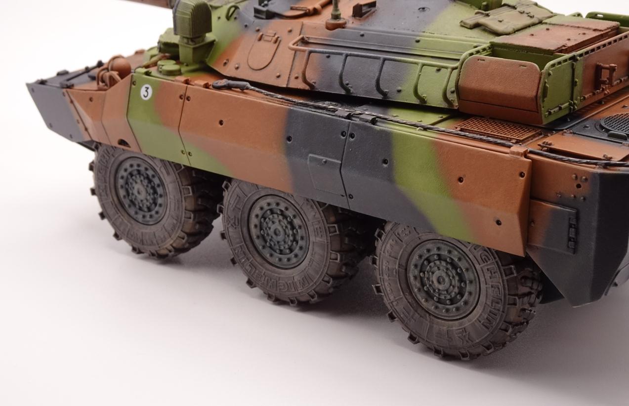 [Tiger Model] AMX-10RCR réf. 4602 - 1/35 - Page 4 Amx10-fin-6
