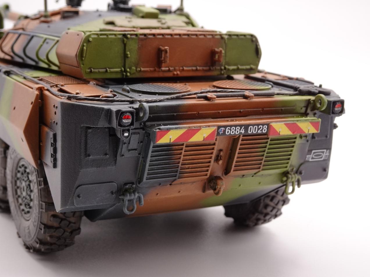 [Tiger Model] AMX-10RCR réf. 4602 - 1/35 - Page 4 Amx10-fin-7