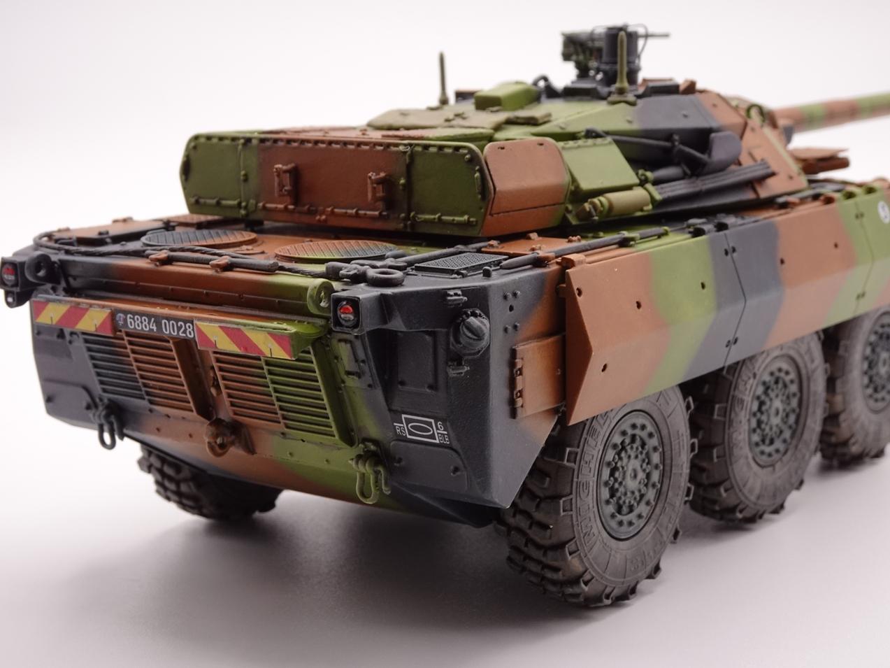 [Tiger Model] AMX-10RCR réf. 4602 - 1/35 - Page 4 Amx10-fin-8