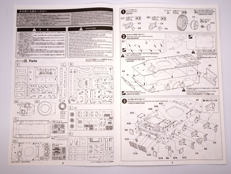 [Tiger Model] AMX-10RCR réf. 4602 - 1/35 Amx10-plan-2