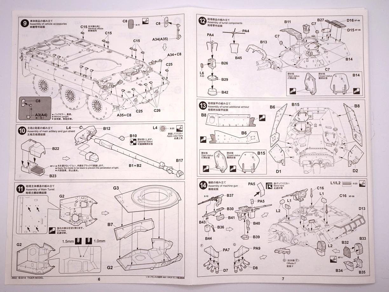[Tiger Model] AMX-10RCR réf. 4602 - 1/35 Amx10-plan-4