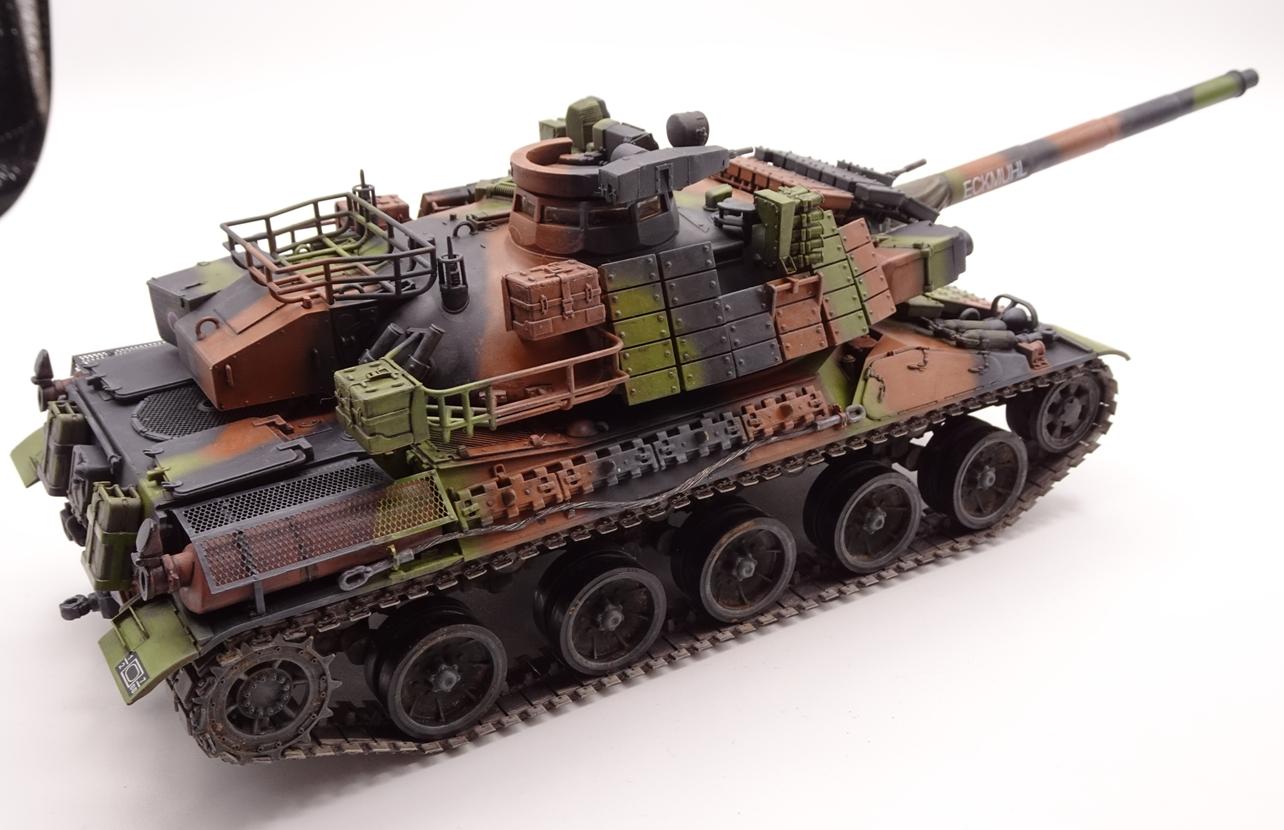 [Tiger Model 1/35] AMX-30 B2 Brennus - Page 5 AMX30-fin-1