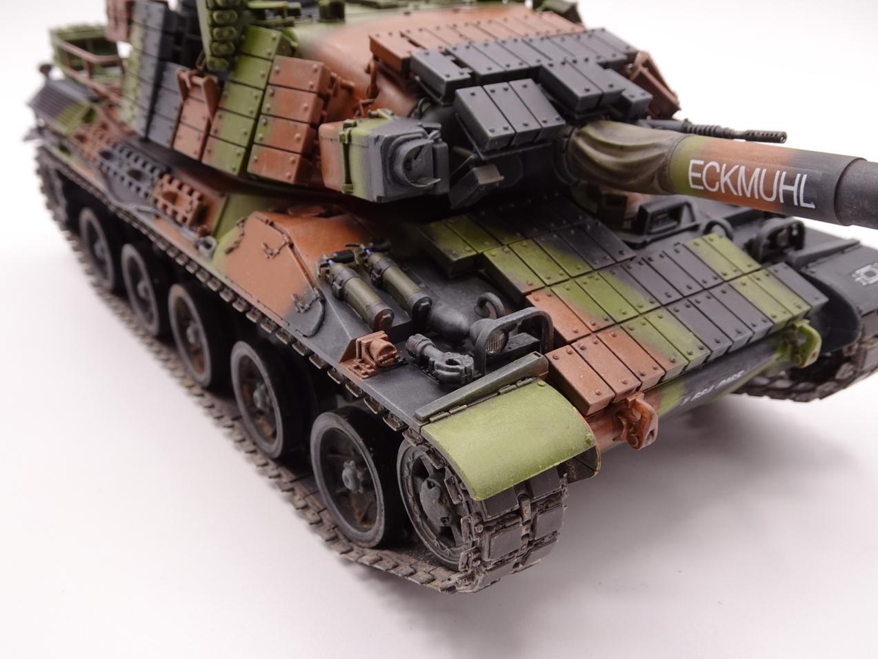 [Tiger Model 1/35] AMX-30 B2 Brennus - Page 5 AMX30-fin-15