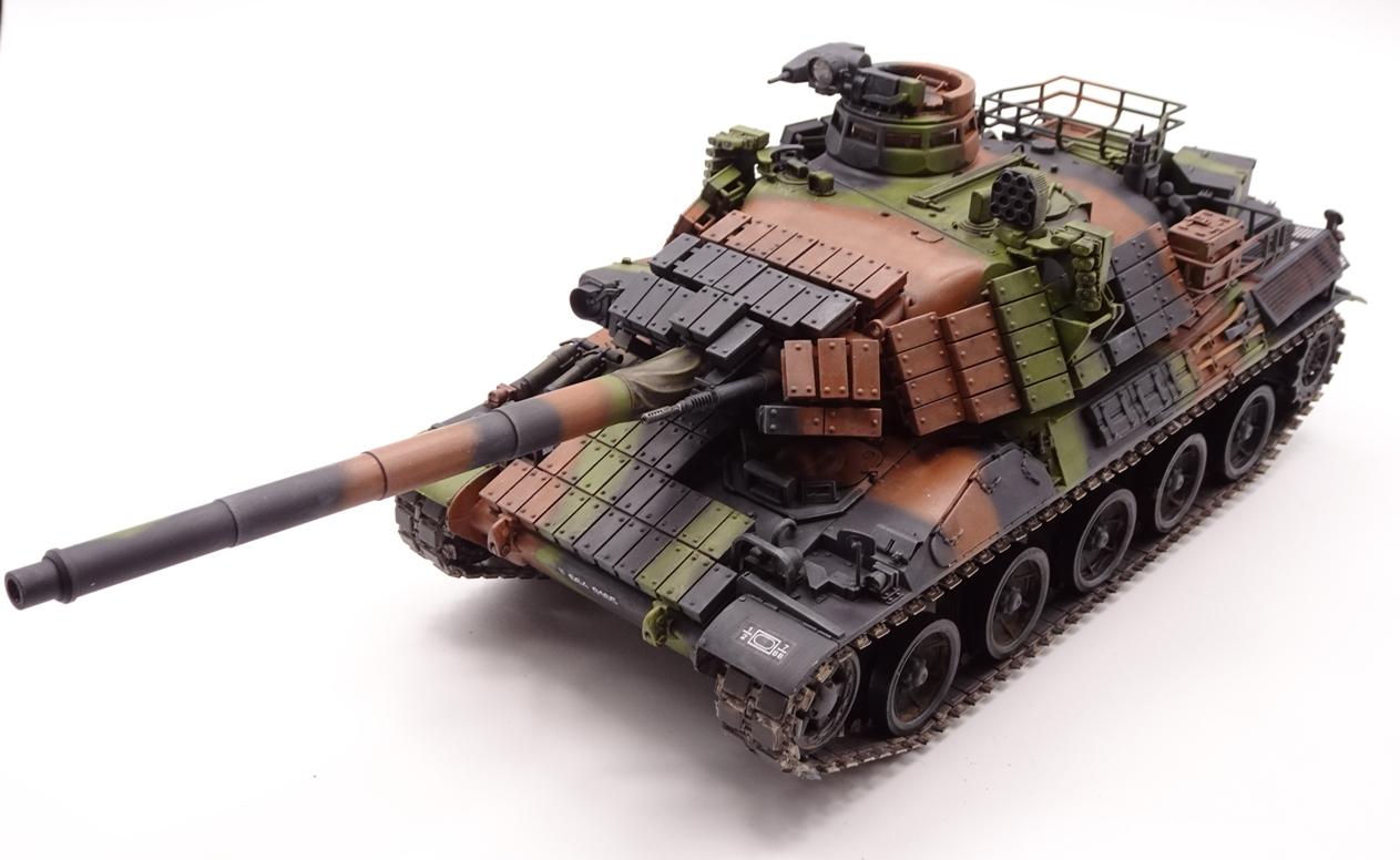 [Tiger Model 1/35] AMX-30 B2 Brennus - Page 5 AMX30-fin-4