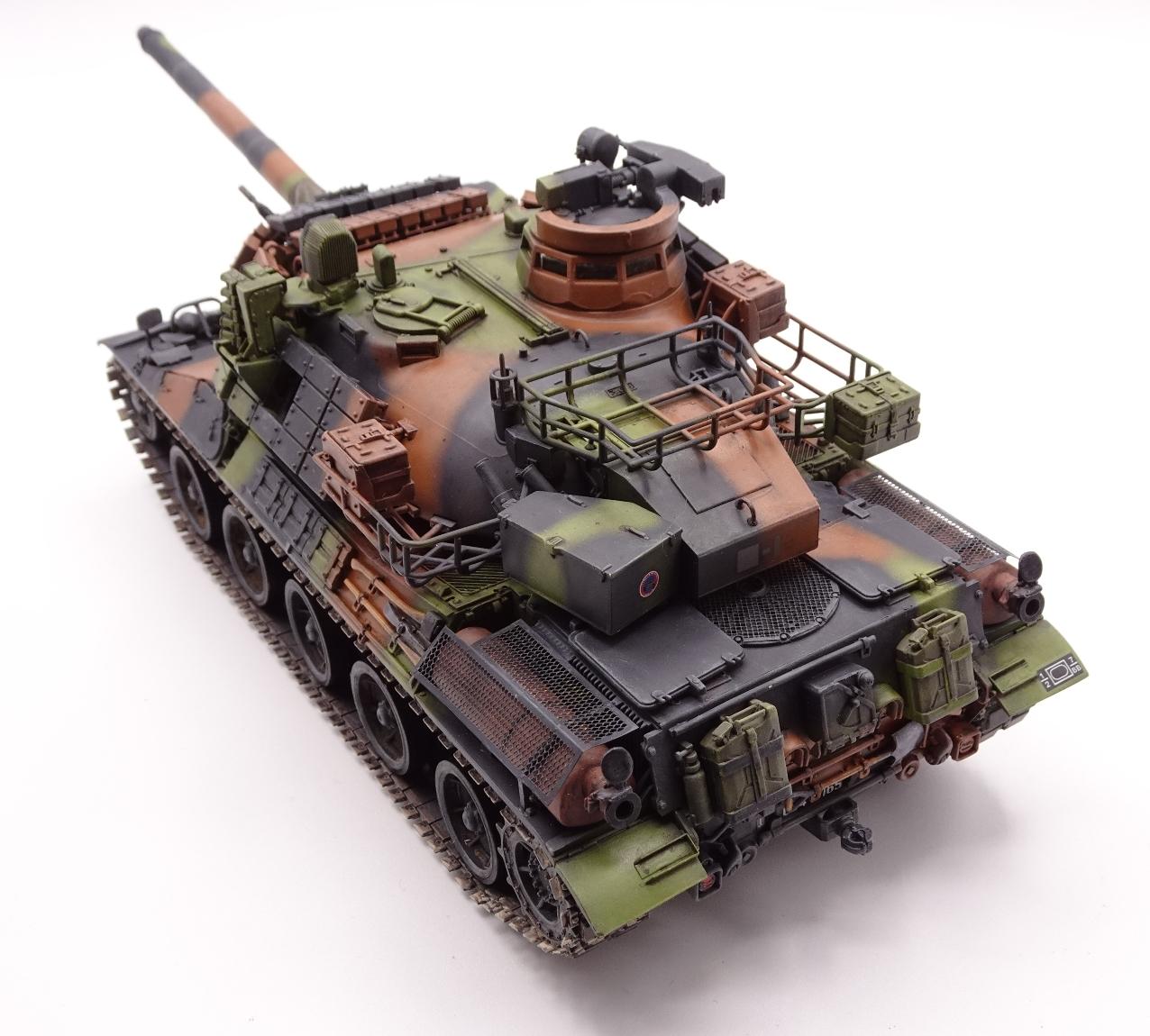 [Tiger Model 1/35] AMX-30 B2 Brennus - Page 5 AMX30-fin-7