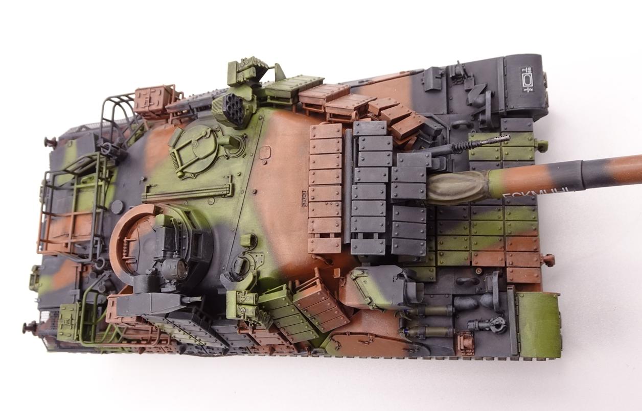 [Tiger Model 1/35] AMX-30 B2 Brennus - Page 5 AMX30-fin-9