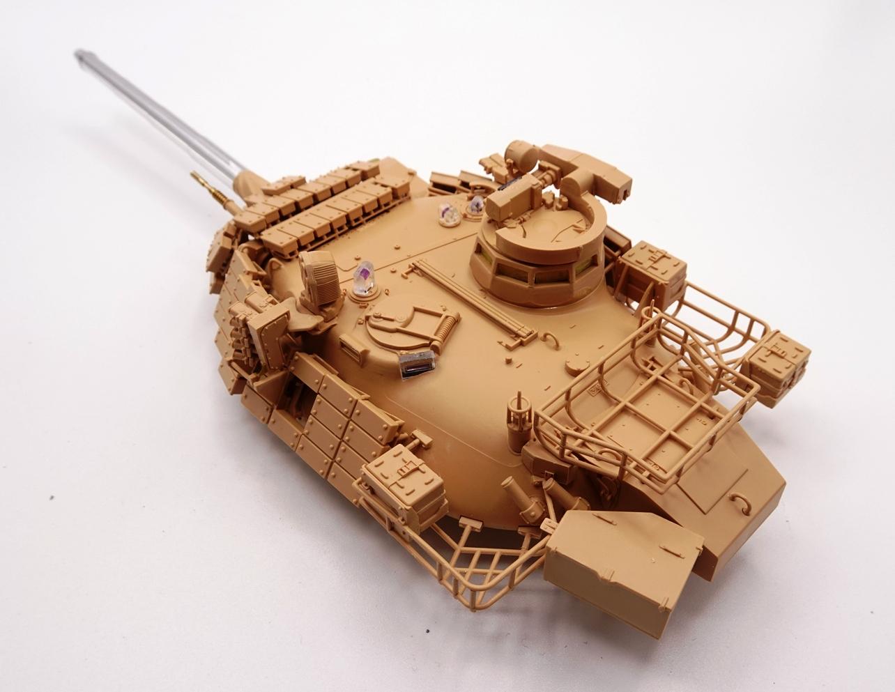 [Tiger Model 1/35] AMX-30 B2 Brennus AMX30-monté-3