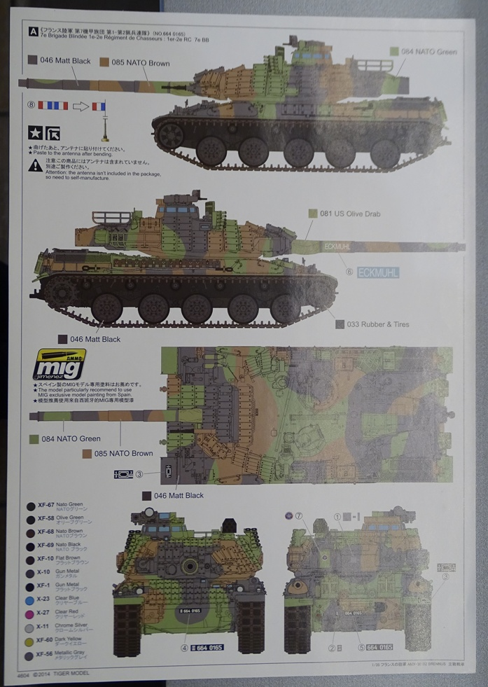 [Tiger Model 1/35] AMX-30 B2 Brennus AMX30-plan-6