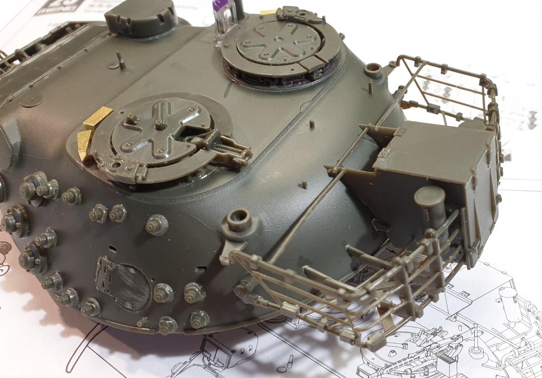 [Meng 1/35] Leopard 1 A5 - Page 2 LEO1-tourelle-0