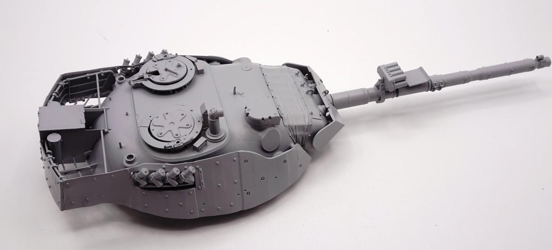 [Meng 1/35] Leopard 1 A5 - Page 2 LEO1-tourelle-1