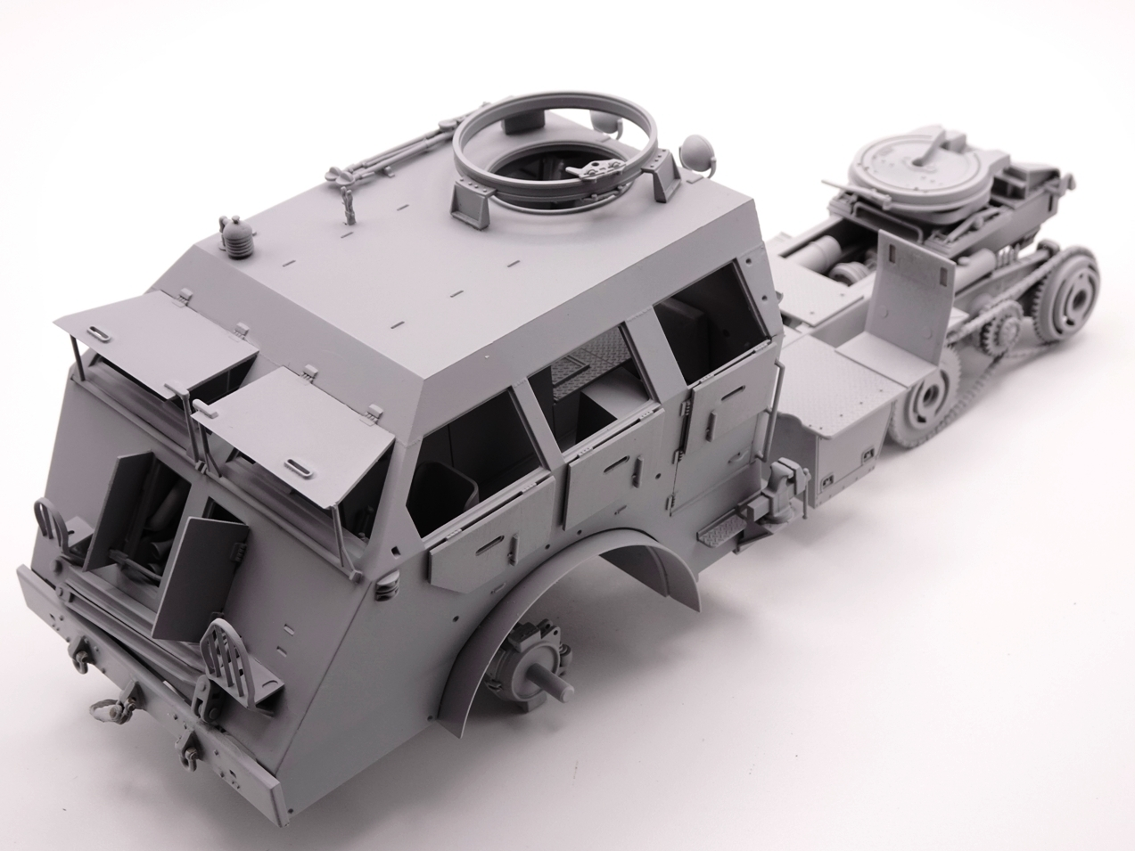 [Tamiya 1/35] M26 Armored tank recovery vehicle réf. 35244 - Page 2 M26-2709-2