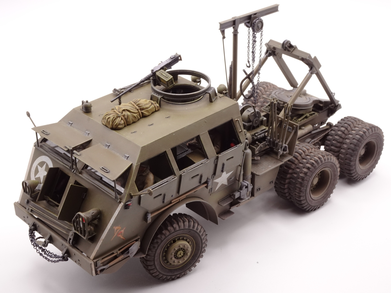 [Tamiya 1/35] M26 Armored tank recovery vehicle réf. 35244 - Page 4 M26-fin-2
