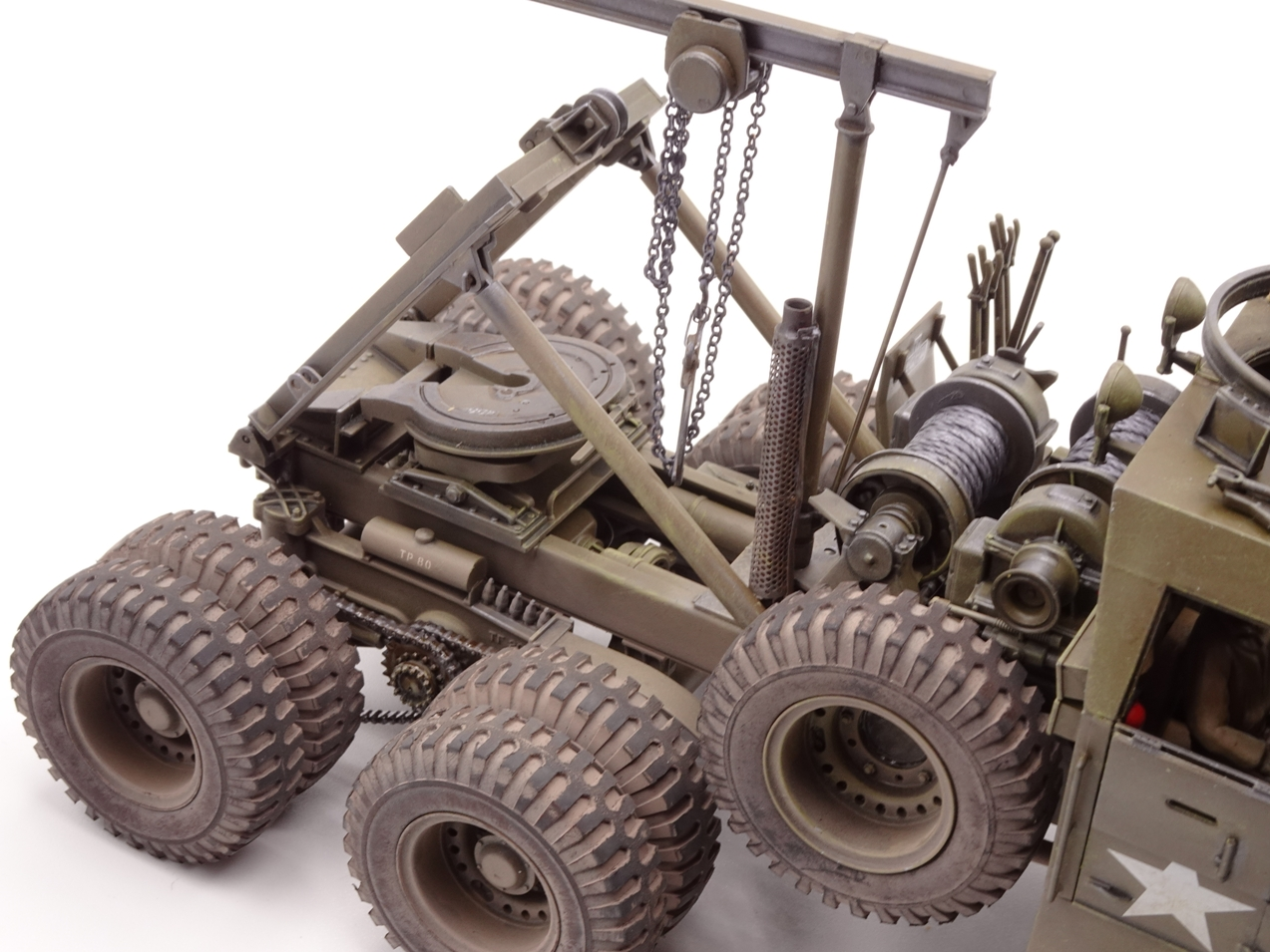 [Tamiya 1/35] M26 Armored tank recovery vehicle réf. 35244 - Page 4 M26-fin-4