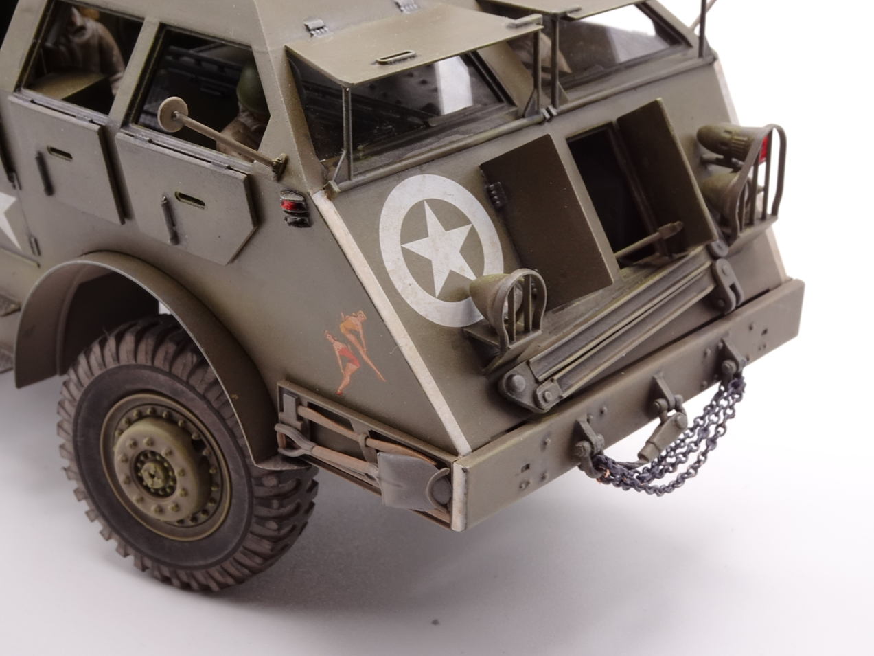 [Tamiya 1/35] M26 Armored tank recovery vehicle réf. 35244 - Page 4 M26-fin-5