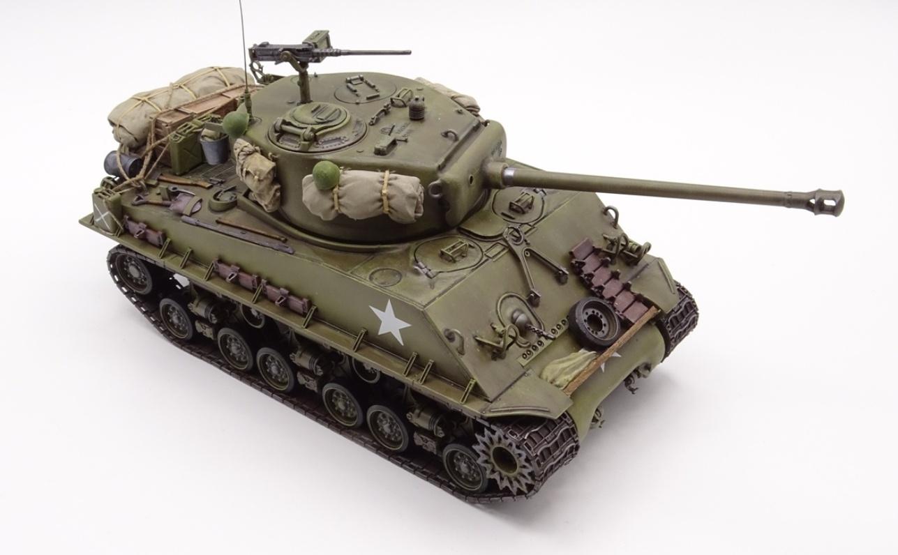 [Tamiya 1/35] Sherman M4A3E8 - Terminé - Page 4 M4A3-fin-1