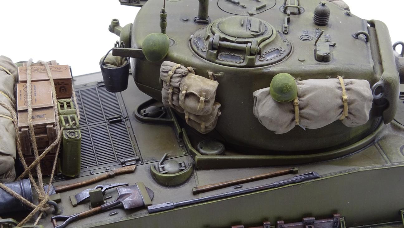 [Tamiya 1/35] Sherman M4A3E8 - Terminé - Page 4 M4A3-fin-11