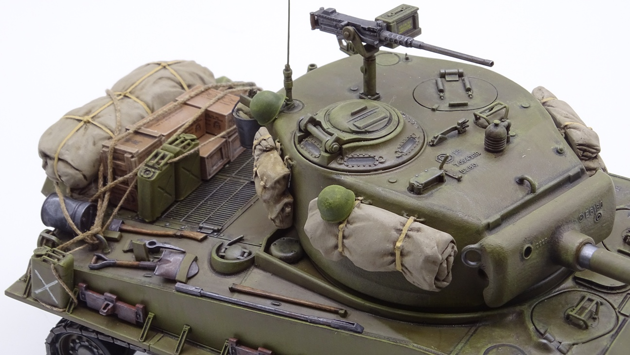 [Tamiya 1/35] Sherman M4A3E8 - Terminé - Page 4 M4A3-fin-12
