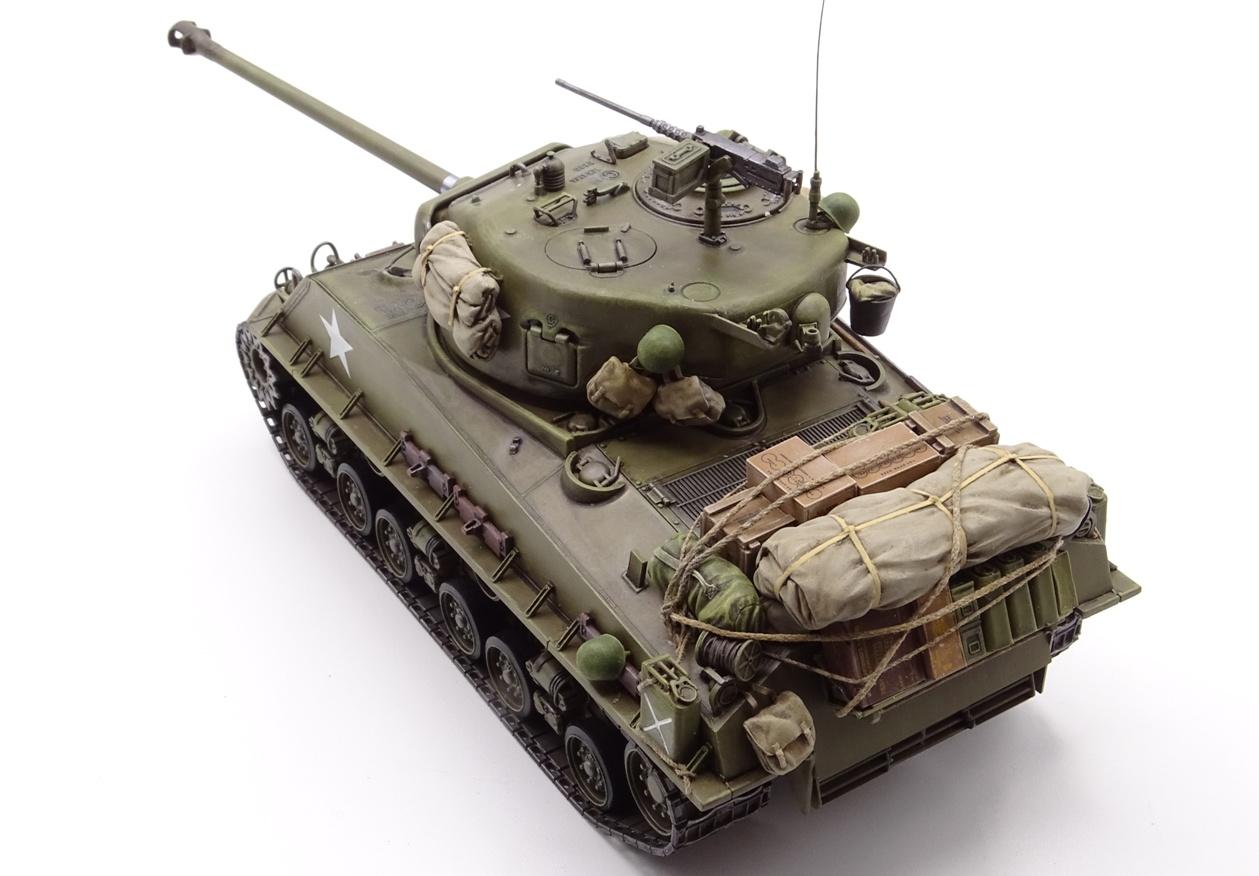 [Tamiya 1/35] Sherman M4A3E8 - Terminé - Page 4 M4A3-fin-3
