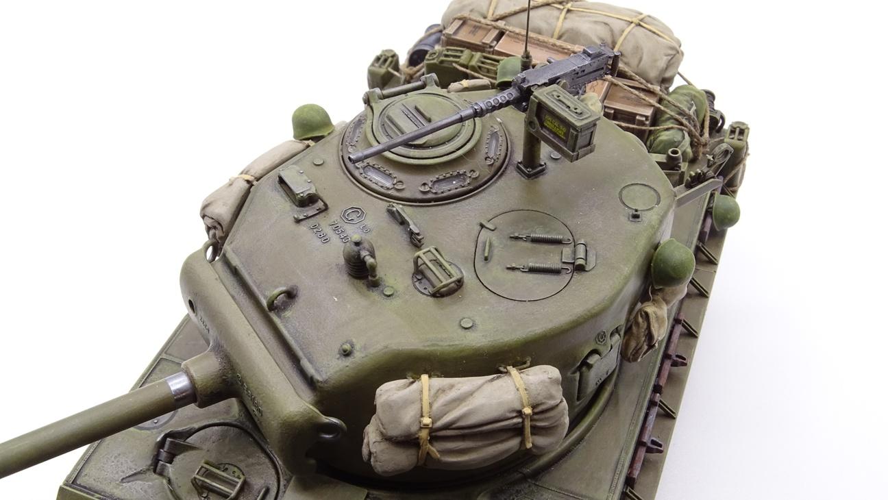[Tamiya 1/35] Sherman M4A3E8 - Terminé - Page 4 M4A3-fin-6