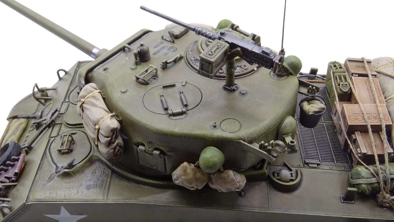 [Tamiya 1/35] Sherman M4A3E8 - Terminé - Page 4 M4A3-fin-7