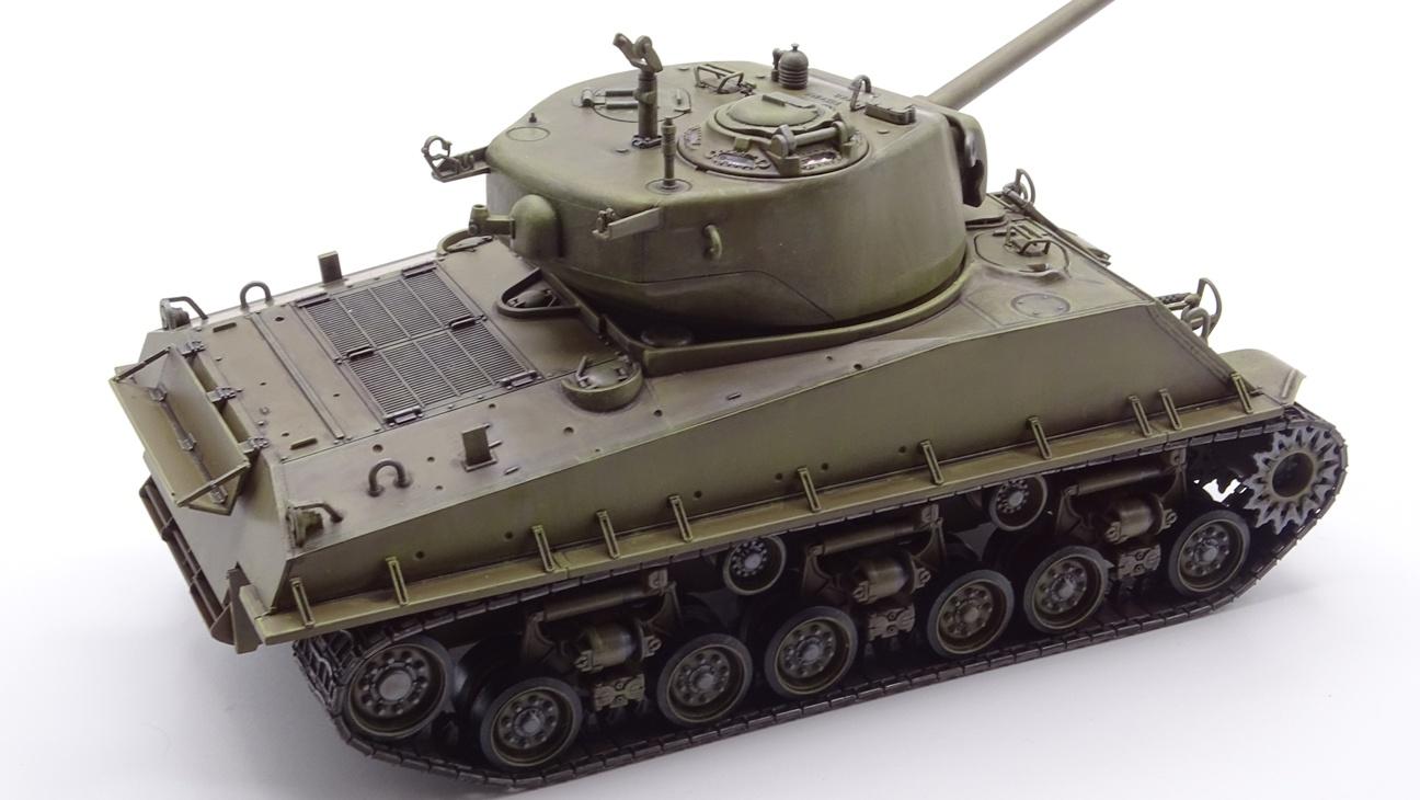 [Tamiya 1/35] Sherman M4A3E8 - Terminé - Page 3 M4A3-finprov-4