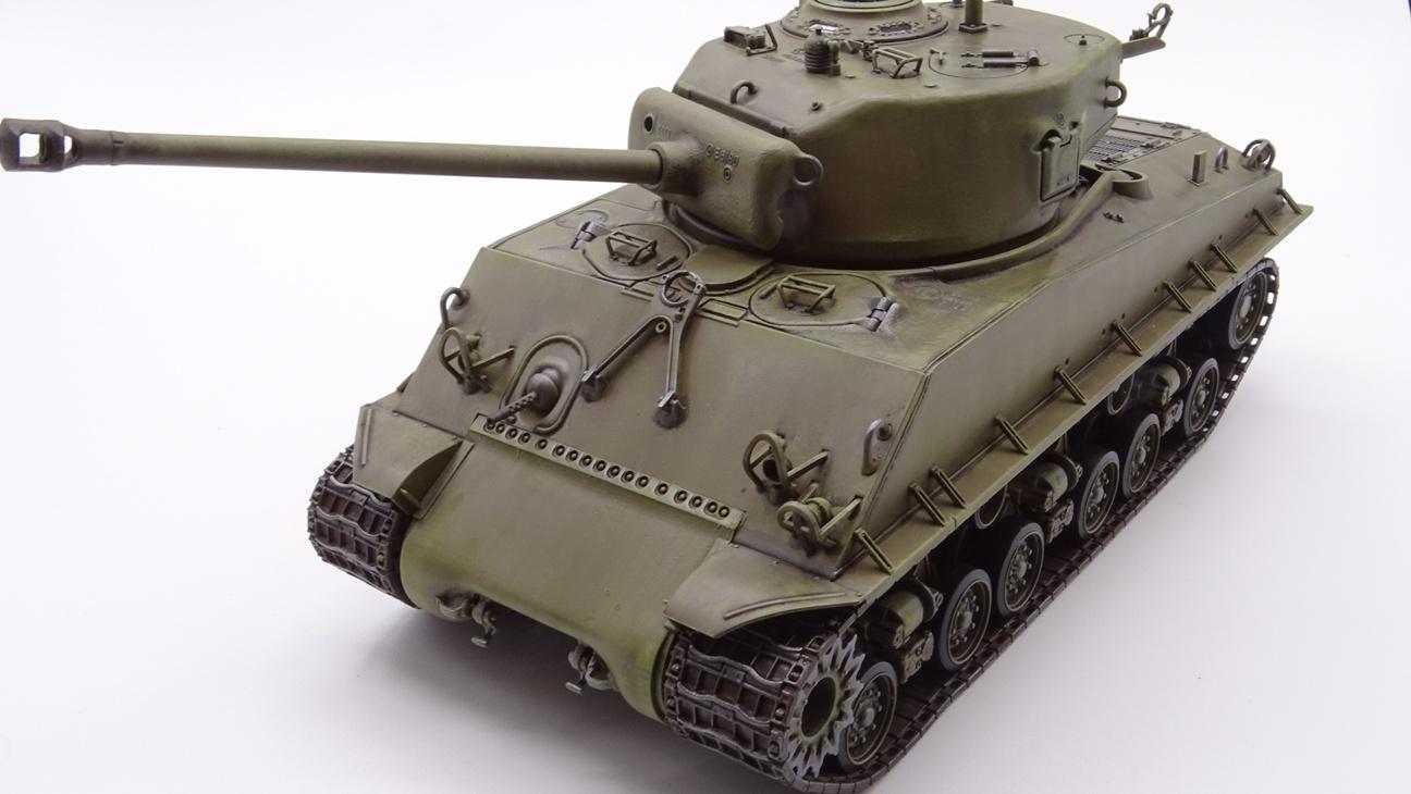 [Tamiya 1/35] Sherman M4A3E8 - Terminé - Page 3 M4A3-finprov-7
