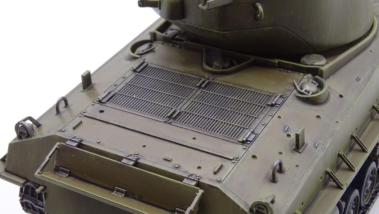 [Tamiya 1/35] Sherman M4A3E8 - Terminé - Page 3 M4A3-finprov-8