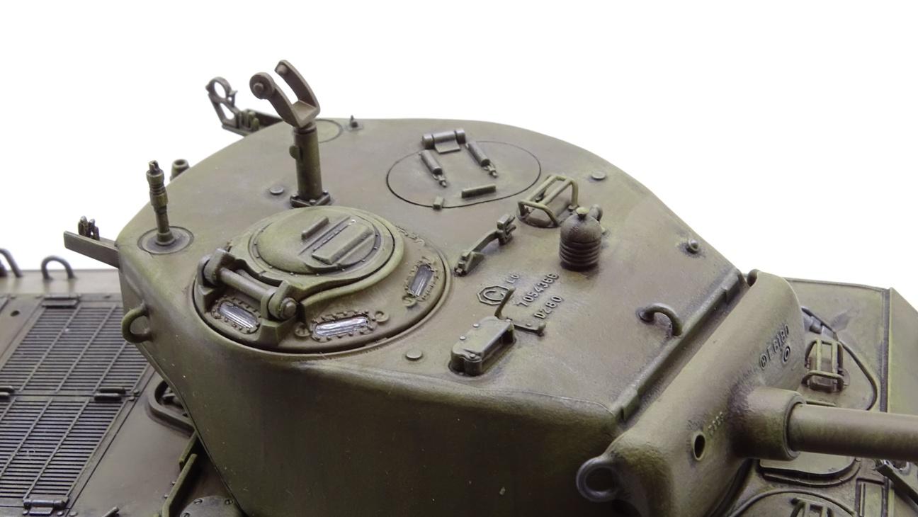 [Tamiya 1/35] Sherman M4A3E8 - Terminé - Page 3 M4A3-finprov-9