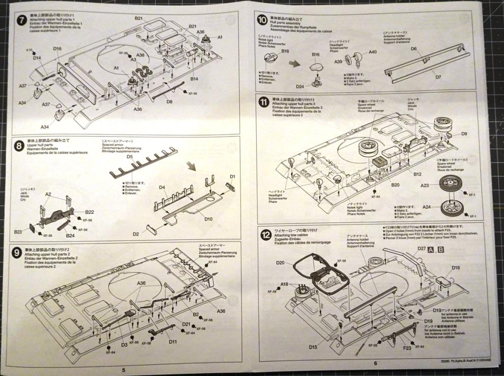 [Tamiya 1/35] Pz III Ausf.N (Sd.Kfz.141/2) réf. 35290 PZIII-plan-2