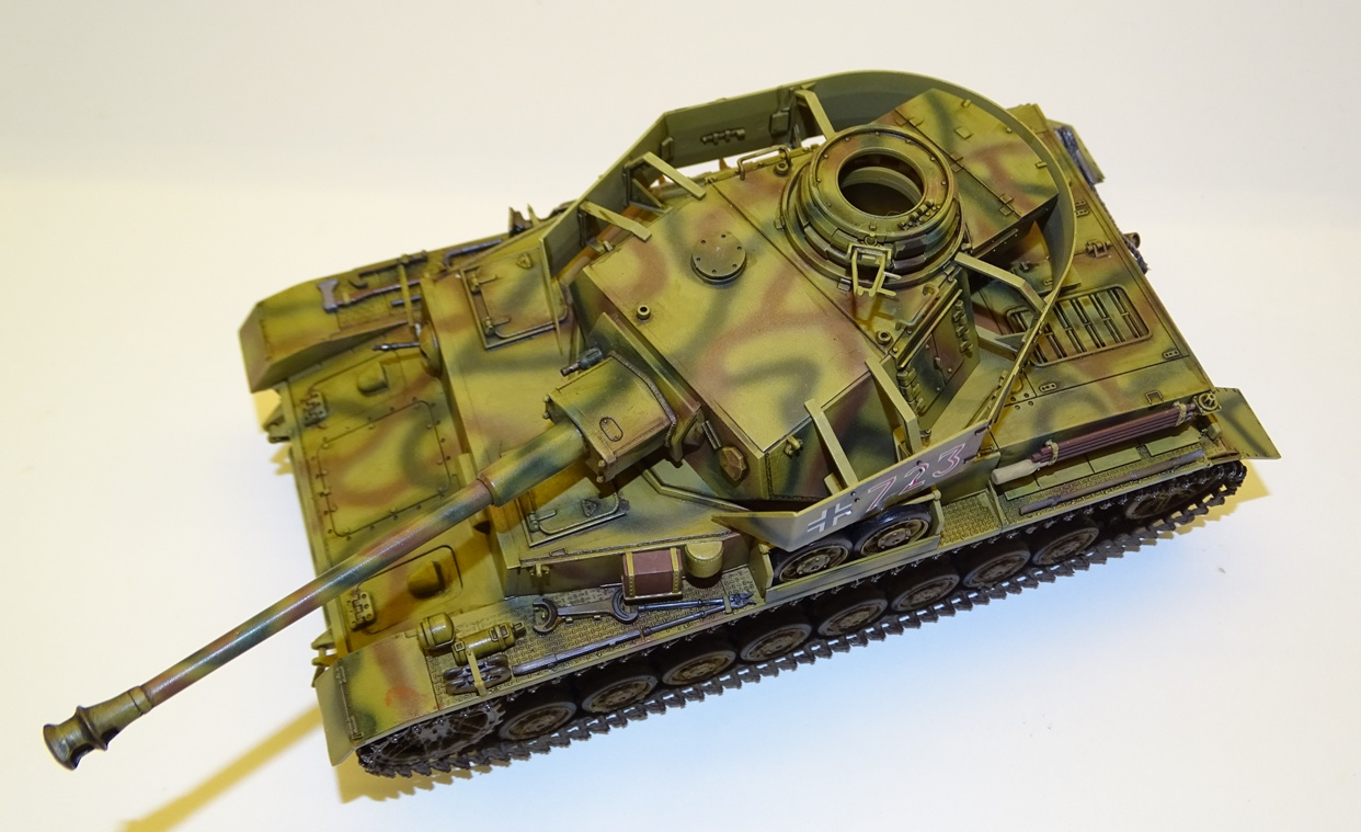 PzIV Ausf.J Tamiya 1/35° - Reprise 29-09-20 - Page 3 PzIV-11