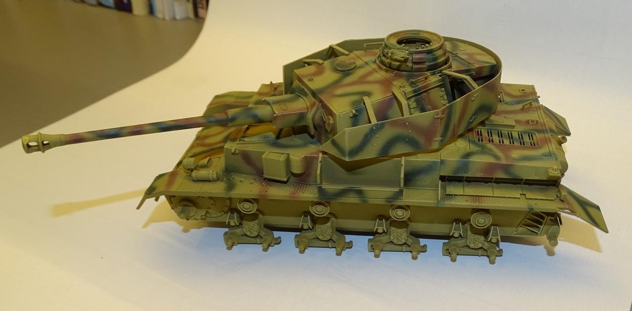 PzIV Ausf.J Tamiya 1/35° PzIV-6